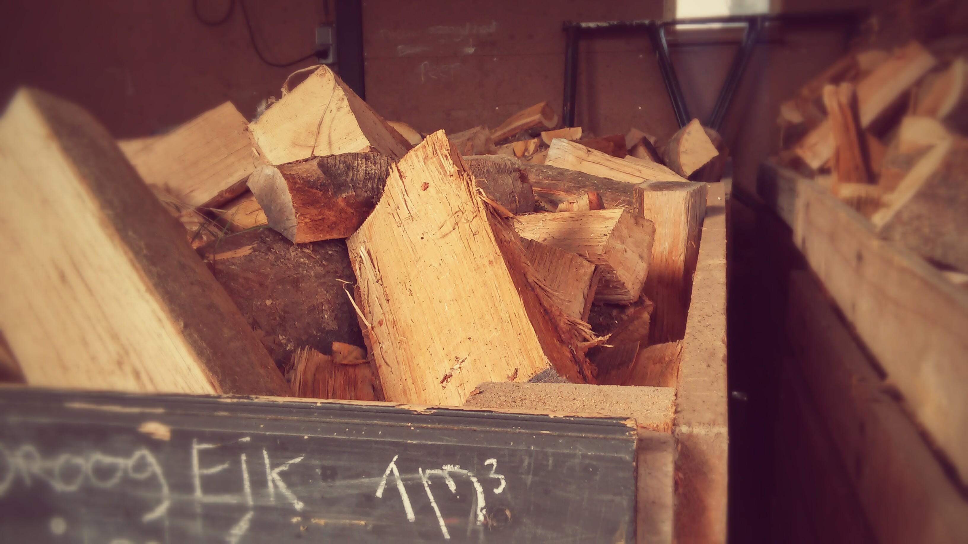 prijzen eikenhout per m3
